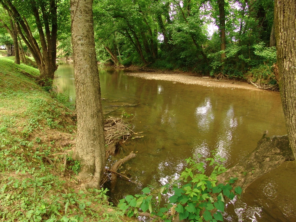 Walden's Creek | Alongside CreekSide RV Park RV Park Pigeon Forge